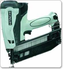 Hitachi NT65GB Cordless Angled Finish Nailer