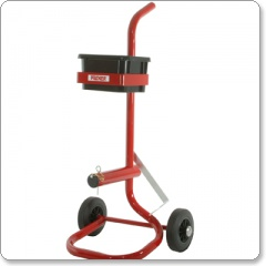 Plastic Reel Polypropylene Strapping Dispenser Trolley