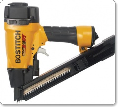 Bostitch MCN150  Strap Shot Metal Connecting Nailer