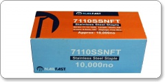 Nailfast 7110SSNFT 71/10mm Stainless Steel Staples 10 000 per box